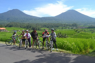 KINTAMANI CYCLING